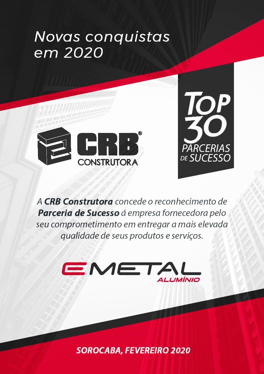 CRB - E-metal Alumínio